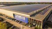 Rhenus Contract Logistics Solar Power